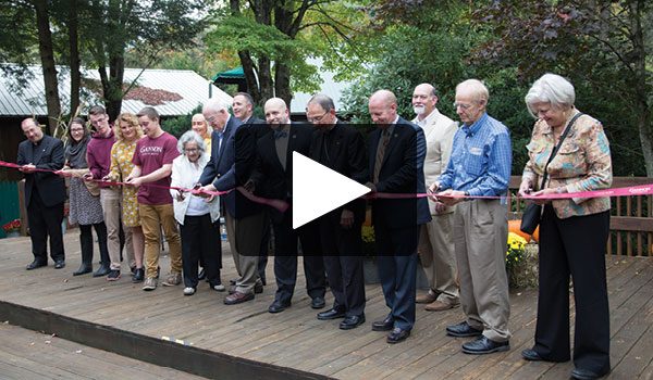 Alstadt Ribbon Cutting